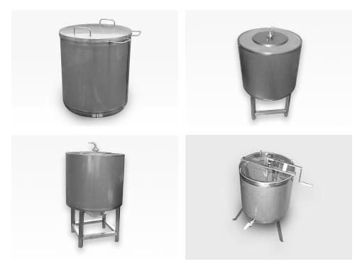 Świeże Zbiorniki ze stali nierdzewnej oraz kwasoodpornej - Biotech Blog MG53